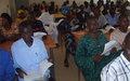 Journées de sensibilisation sur le VIH et le dépistage volontaire du VIH