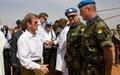 La Force militaire des Nations Unies remplace l'EUFOR