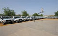 DIS Ground Operations Get a Boost with 74 New 4X4 Vehicles