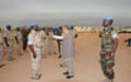 Peacekeepers from Togo, Poland and Croatia decorated