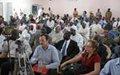 Forum régional sur les droits de l'homme à Abéché au Tchad